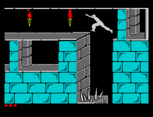 Prince of Persia ZX Spectrum 09