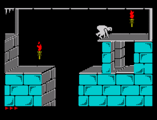 Prince of Persia ZX Spectrum 11