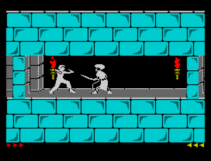 Prince of Persia ZX Spectrum 12