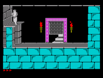 Prince of Persia ZX Spectrum 13