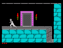 Prince of Persia ZX Spectrum 15