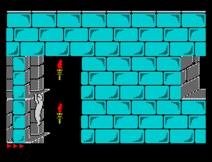 Prince of Persia ZX Spectrum 20