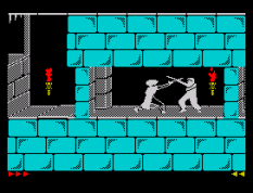 Prince of Persia ZX Spectrum 21