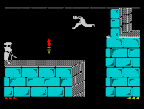 Prince of Persia ZX Spectrum 24
