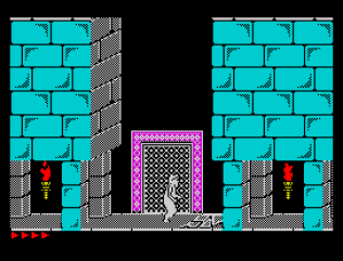 Prince of Persia ZX Spectrum 32
