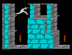 Prince of Persia ZX Spectrum 33