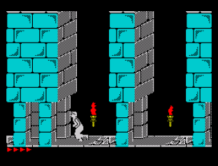 Prince of Persia ZX Spectrum 34