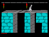 Prince of Persia ZX Spectrum 36