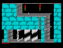 Prince of Persia ZX Spectrum 39