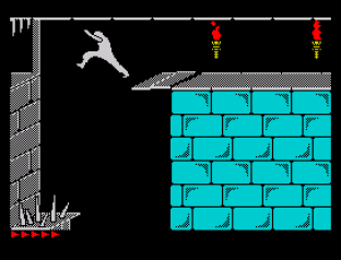 Prince of Persia ZX Spectrum 42