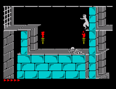 Prince of Persia ZX Spectrum 43