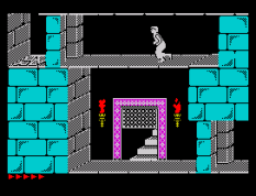 Prince of Persia ZX Spectrum 44