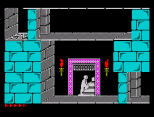 Prince of Persia ZX Spectrum 48