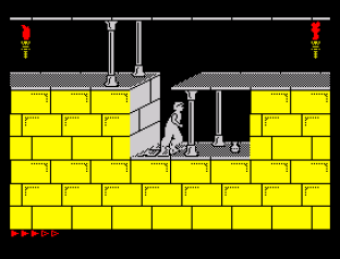Prince of Persia ZX Spectrum 53
