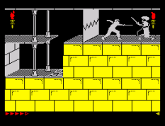 Prince of Persia ZX Spectrum 54