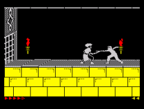Prince of Persia ZX Spectrum 57