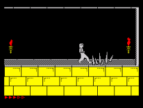 Prince of Persia ZX Spectrum 58