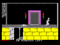 Prince of Persia ZX Spectrum 60