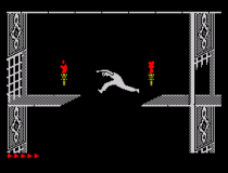 Prince of Persia ZX Spectrum 70