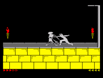 Prince of Persia ZX Spectrum 73