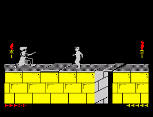 Prince of Persia ZX Spectrum 75
