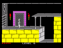 Prince of Persia ZX Spectrum 79
