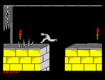 Prince of Persia ZX Spectrum 81