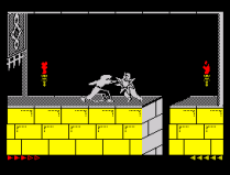 Prince of Persia ZX Spectrum 82