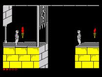 Prince of Persia ZX Spectrum 83