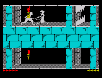 Prince of Persia ZX Spectrum 85