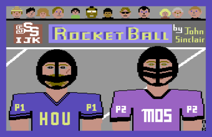 Rocketball C64 01