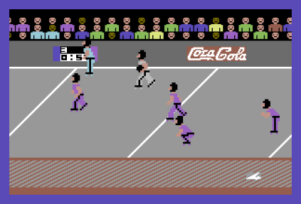 Rocketball C64 12