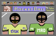 Rocketball C64 17