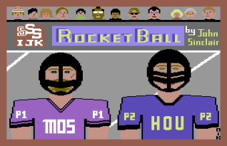 Rocketball C64 33