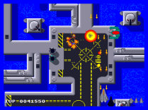 Sidewinder Amiga 16
