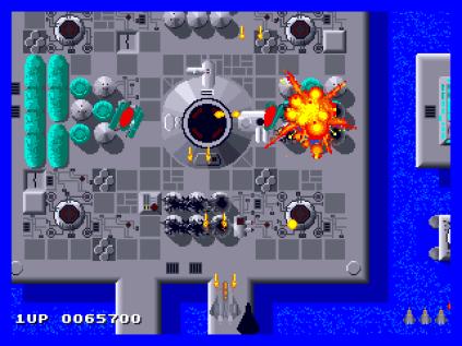 Sidewinder Amiga 20