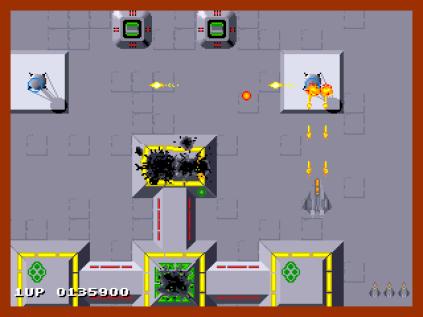 Sidewinder Amiga 31