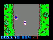 Spy Hunter Amstrad CPC 05