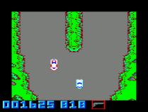 Spy Hunter Amstrad CPC 06