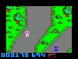 Spy Hunter Amstrad CPC 08
