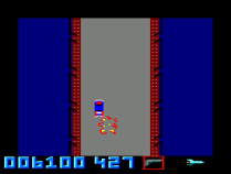 Spy Hunter Amstrad CPC 13
