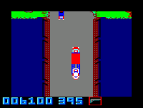 Spy Hunter Amstrad CPC 14