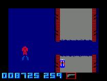 Spy Hunter Amstrad CPC 18
