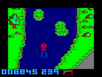 Spy Hunter Amstrad CPC 19