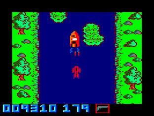 Spy Hunter Amstrad CPC 20