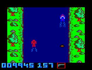 Spy Hunter Amstrad CPC 21