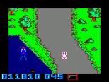 Spy Hunter Amstrad CPC 24