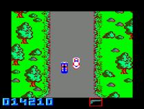 Spy Hunter Amstrad CPC 26