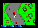 Spy Hunter Amstrad CPC 36