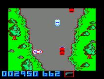 Spy Hunter Amstrad CPC 37